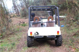 4 Mini Carrera de Jeep Willys con 200cc/300cc Gy6 motor