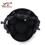Casco 2000 di sicurezza di plastica del casco di Mich dell'ABS leggero militare della replica