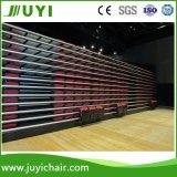 Jy-790屋内特別観覧席の移動可能なBleacherシステム会議ファブリック椅子