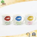 copo cerâmico ideal logotipo 330ml impresso personalizado na caneca de café