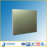 Comitato di superficie del favo dell'acciaio inossidabile Ss304 della spazzola
