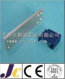 Perfil de alumínio da extrusão do bom preço com fazer à máquina (JC-C-90012)