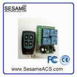 Keyring del botón 433MHz 4 teledirigido (SWBM-4)