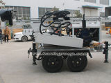Hf150t hydraulische Wasser-Vertiefungs-Bohrmaschine