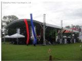 DJ mondiaux éclairage de scène de la structure de treillis en aluminium