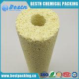 Anéis de cerâmica biológicos de respiração para materiais de materiais de materiais de aquário