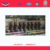 Il libro di esercitazione ad alta velocità dell'allievo dei 6 di colori di Flexo rulli di stampa fa la macchina del taccuino dell'ufficio della macchina