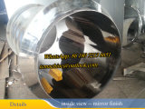 Mezcla de aislamiento del tanque de acero inoxidable 304 / 316L Tanque de Mezclado