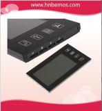 Nouveau portier vidéo mains libres couleur de 7 po avec caméra infrarouge avec verrouillage électronique