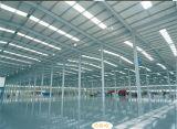 Modificado para requisitos particulares fabricar la estructura de acero para el edificio de la construcción del marco de acero