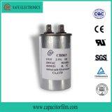 CBB65 motor de CA de polipropileno metalizado de la película de capacidad para el refrigerador