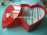 Acrílico Cristal pequeña caja de regalo para el recuerdo (BTR-S3030)