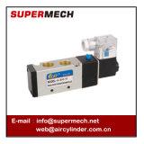 CA 110V 220V dell'elettrovalvola a solenoide di CC 12V 24V di serie 4V300