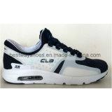 Chaussures de course quatre chaussures en cuir d'hommes de chaussures de sports d'unité centrale de couleur