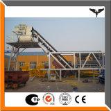 Misturador concreto portátil concreto móvel novo e usado de planta de mistura