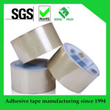 No hay caja de cartón de sellado de la burbuja de BOPP cinta adhesiva de China