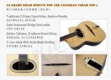 Гитара цыганина типа Maccaferri Semler отверстия тавра d Aiersi