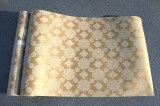 Le vinyle d'usage de ménage de tissu de vinyle de PVC Wallpapers le papier peint décoratif de modèles