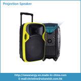 Heißer Verkaufs-Ausgangs-PA-Lautsprecher mit LED-/DLP-Projektor