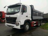 A7 6X4 de Vrachtwagen van de Kipwagen HOWO met de Doos van de Stortplaats van Volvo