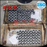 Peças sobresselentes do selo mecânico de carboneto cimentado do tungstênio