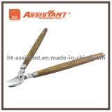 Падение ручки золы ручных резцов инструментов сада деревянное выковало Loppers