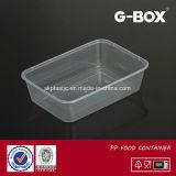 Contenitore di alimento di plastica a gettare biodegradabile, adatto ad imballaggio asportabile (SK-650)