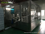 5L المياه المعبأة في زجاجات ملء آلة / 3 في 1 آلة تعبئة الكتلة الواحدة