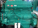 Знаменитые фабрики питания 200ква дизельного двигателя Cummins генератор (GDC200)