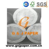 Plaques de plâtre de bonne qualité ignifugé en rouleau de papier