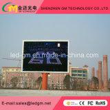 LED de publicidad comercial, los medios de comunicación al aire libre, pantalla LED, P16, USD515 / M2