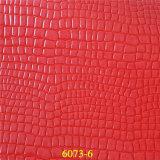 Cuero material de la PU del sintético del bolso a granel al por mayor de la manera