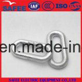 Relación de cadena/anillo de acero establecidos de la extensión