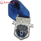 Venta al por mayor de fundición a presión a troquel modificada para requisitos particulares material de la medalla del metal