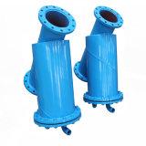 Y de Filter van het Water van de Borstel van het Type met HandVerrichting