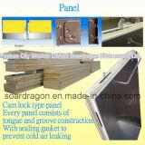 Los paneles de aislamiento de poliuretano de alta densidad
