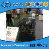 Paralela de Nanjing queGira o parafuso gêmeo que peletiza a extrusora plástica