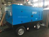 Compresseur d'air remorquable de vis de moteur diesel de KAISHAN BKCY-15/13 Cummins
