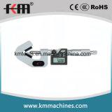 65-85mmx0.001mm 7개의 플루트를 가진 전자 디지털 표시 장치 V 모루 마이크로미터