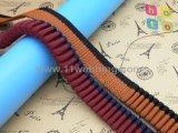 Chicote de fios & colar elásticos de nylon da trela do cão de animal de estimação do Webbing do tirante com mola para o abastecimento em produtos do animal de estimação