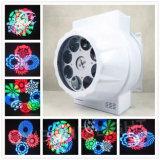 8 Augen-Effekt-Licht für Weihnachtslicht-Partei-Licht-Disco-Licht