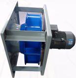 원심 송풍기 환기 산업 뒤에 구부려진 냉각 배출 (250mm)