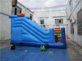 Campo da giuoco gonfiabile poco costoso, trasparenza gonfiabile gigante, parco di divertimenti gonfiabile dei bambini da vendere
