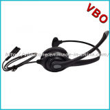 Cuffia avricolare monoaurale del USB di telecomunicazione della call center di VoIP