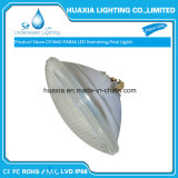 Luz subacuática PAR56 de la piscina del LED