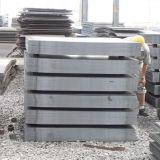 Placa de acero 30CrMo de la estructura de la aleación