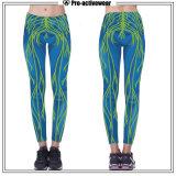 Las mujeres OEM Gimnasio Dri FIT Leggings, entrenar gimnasio pantalones de yoga