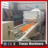 Überzogenes Stahldach-Fliese-Steinwalzen, das Maschine bildet