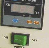 4つの穴が付いている実験室の電気サーモスタットの湯せん