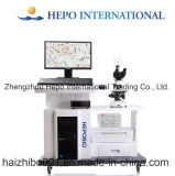 Laboratorio Veterinario de espermatozoides del semen Quanlity Popular Analizador (HP-SEM800V).